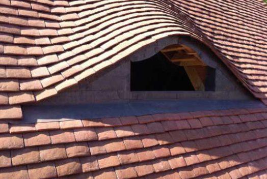 Plain Clay Tiling